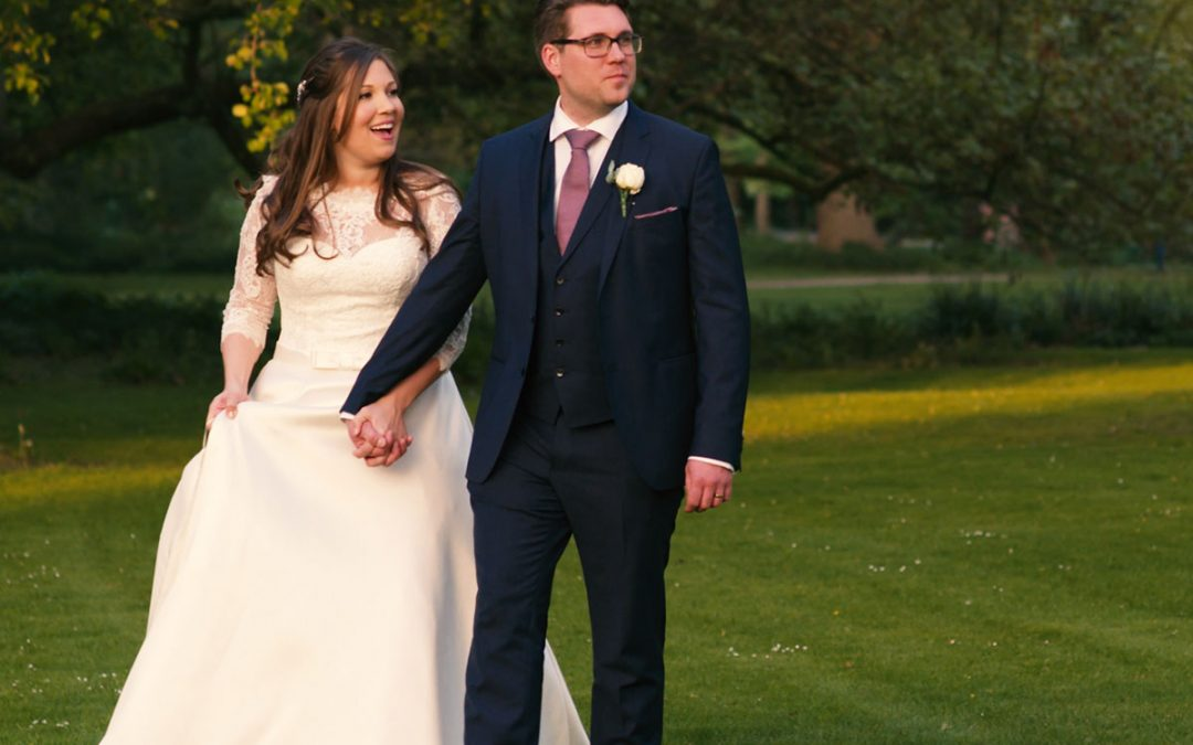 Spring Wedding at Morden Hall